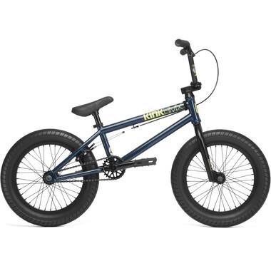 "BMX KINK CARVE 16"" Bleu 2020"